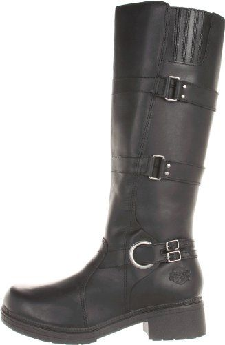 3268b6b5e280 Amazon.com  Harley-Davidson Women s Raegan Motorcycle boot  Shoes ...