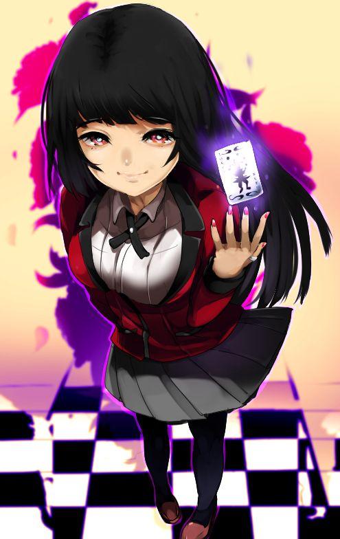 Jabami Yumeko Full 2080115 Jpg 495 784 Anime Psycho Girl Anime Images