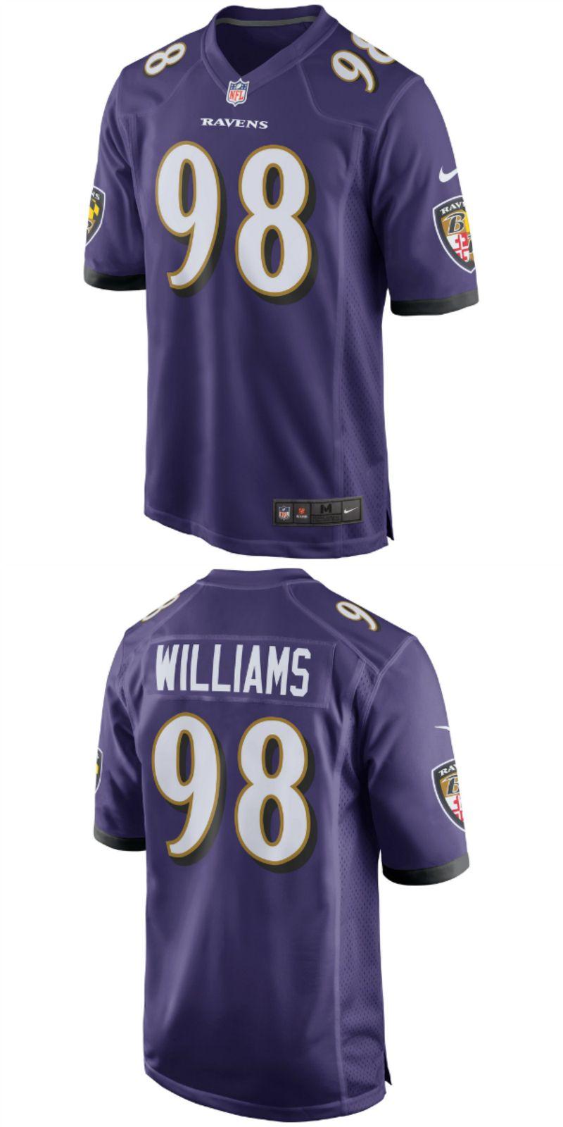 uk availability 05b4c 07ca3 Brandon Williams Baltimore Ravens Nike Game Jersey PurpleBaltimore Ravens  Superbowl