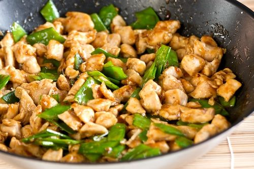 Lightened General Tsos Chicken Substitute Equivalent Amount Of