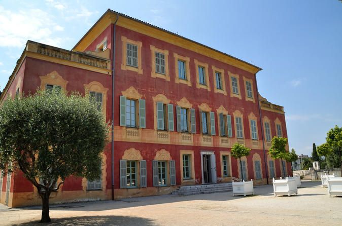 Nice Art Tour: Chagall Museum, Matisse Museum and the Villa Ephrussi ...