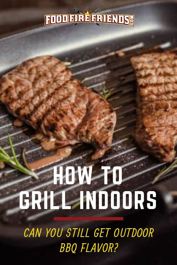 How to Grill Indoors - Can you still get Outdoor BBQ Flavor? Are you eager to grill, even in the very worst weather? You can do so indoors while still acheiving that great grilled taste we crave. Wanna know how? Then we have a guide for you.