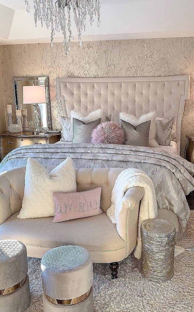 54 Cool And Modern Bedroom Interior And Design Ideas For 2020