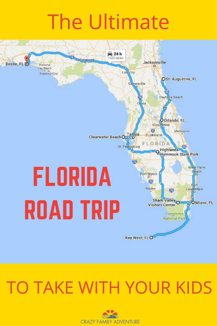 The Ultimate Florida Road Trip 31 Places Not To Miss Y Travel