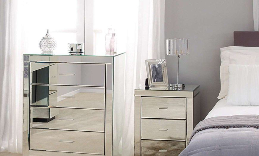 24+ Argos mirrored bedroom furniture ideas