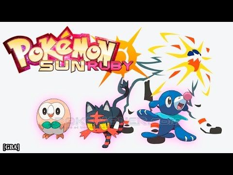 Pokemon Sun Ruby Pokemon Conquest Rom With Images Pokemon
