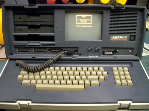 Osborne Executive OCC2 CP/M Z80 128K  | Great Computers