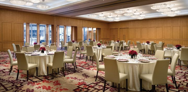 Shangri La Hotel Toronto Offers A Wide Range Of Wedding Venues Combined With Personalised Services Ensuring All Weddings Are Truly Memorable