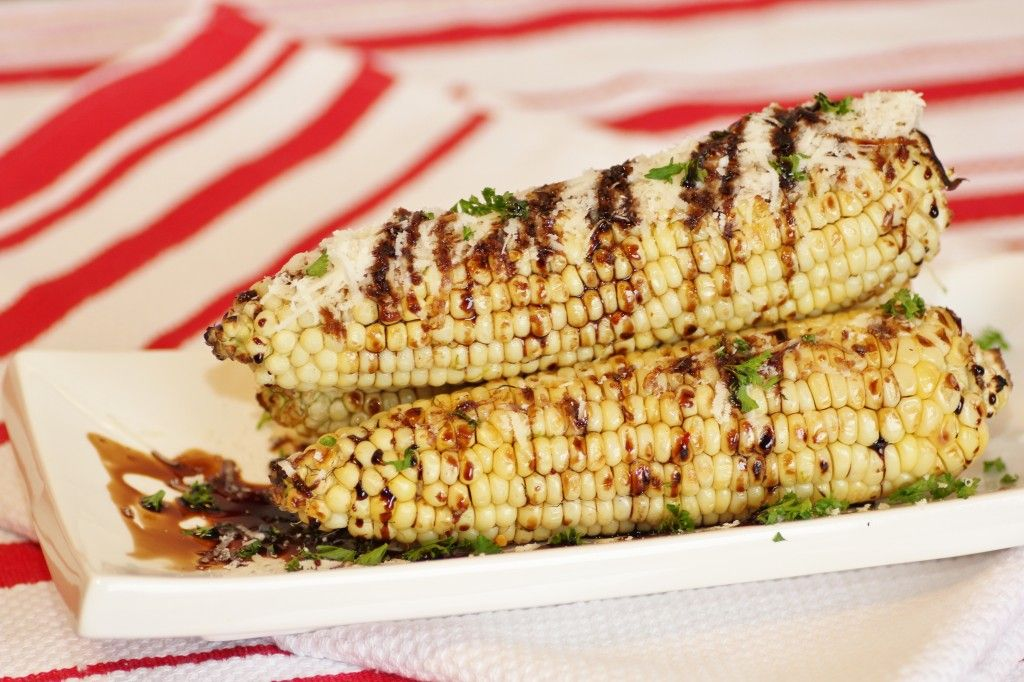 Grilled Corn to celebrate Calgary Stampede!!
