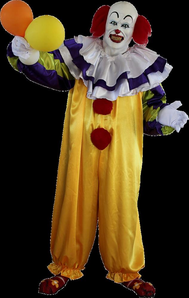 Pennywise Clown Costume Mask Halloween Baby Clown Halloween