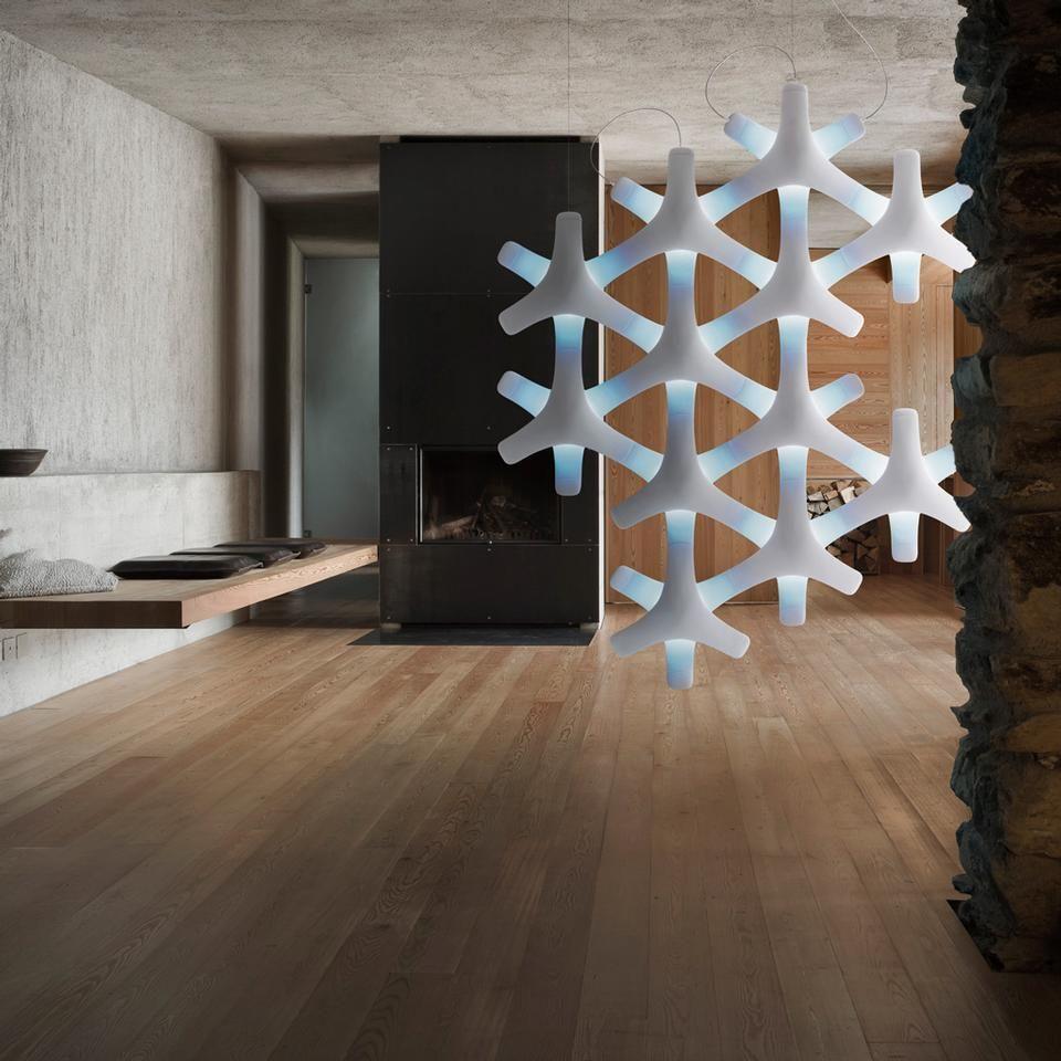5osA: [오사] :: *스냅스, 공간을 빛으로 분할하다 [ Francisco Gomez Paz ] Synapse_Luceplan