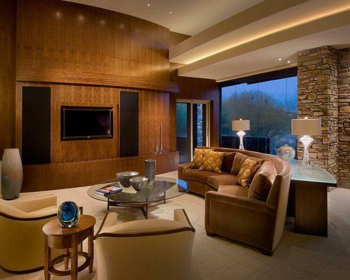 Halbrundes Sofa - ist das Ihre Sache? - Archzinenet
