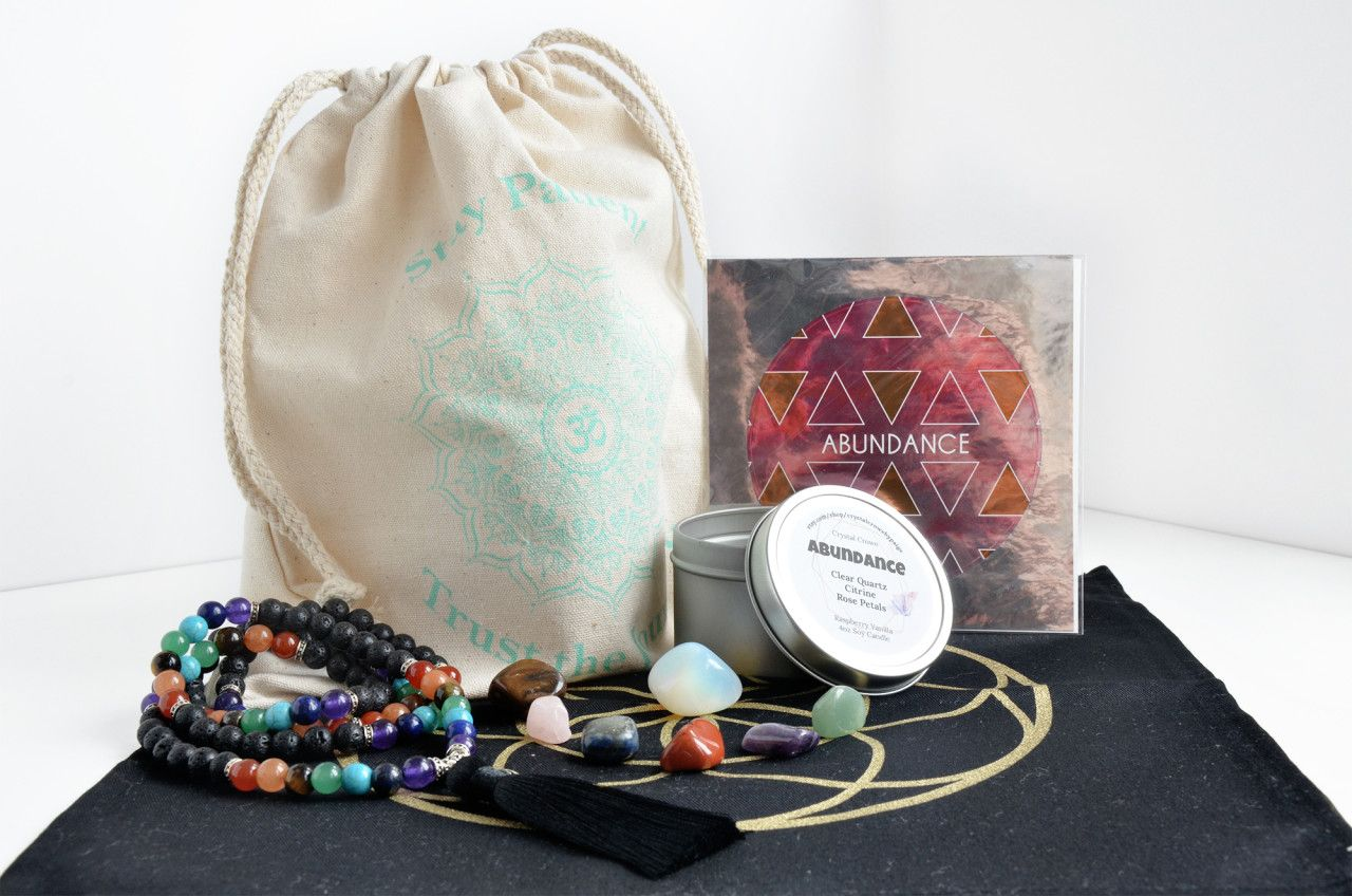 BuddhiBox Review March 2019 A monthly Yoga inspired box