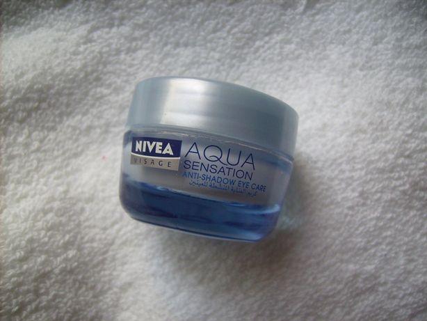 Eye Skin Care : Nivea Visage Aqua Sensation Anti Shadow Eye Care