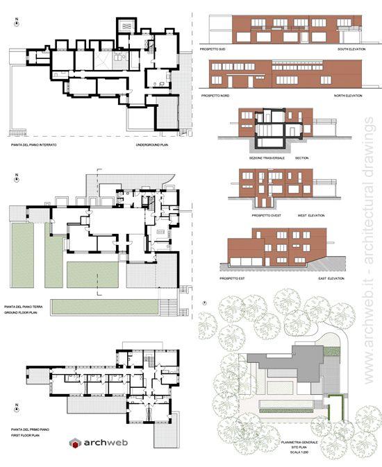 Lange House 2d Krefeld Germany 1927 30 Mies Van Der