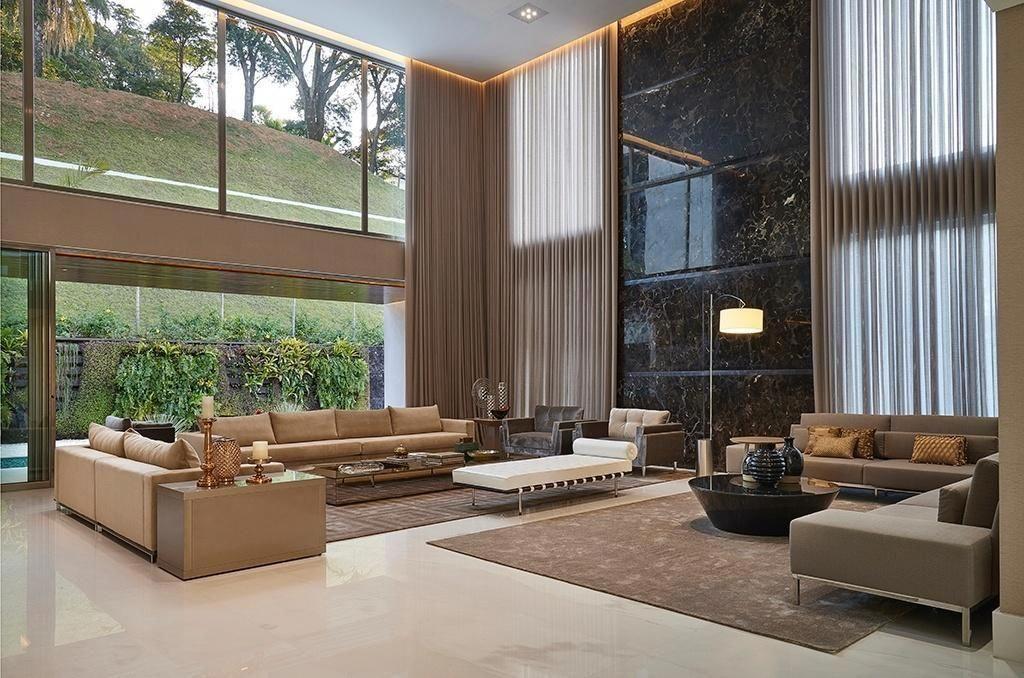 Sven Charme Tan Sofa | Interior design living room warm ...