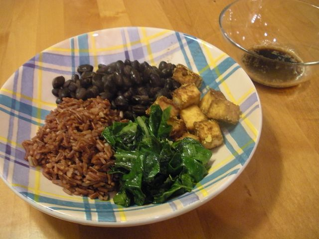 I absolutely love The Buddha Bowl from The Steeping Room in Austin ...