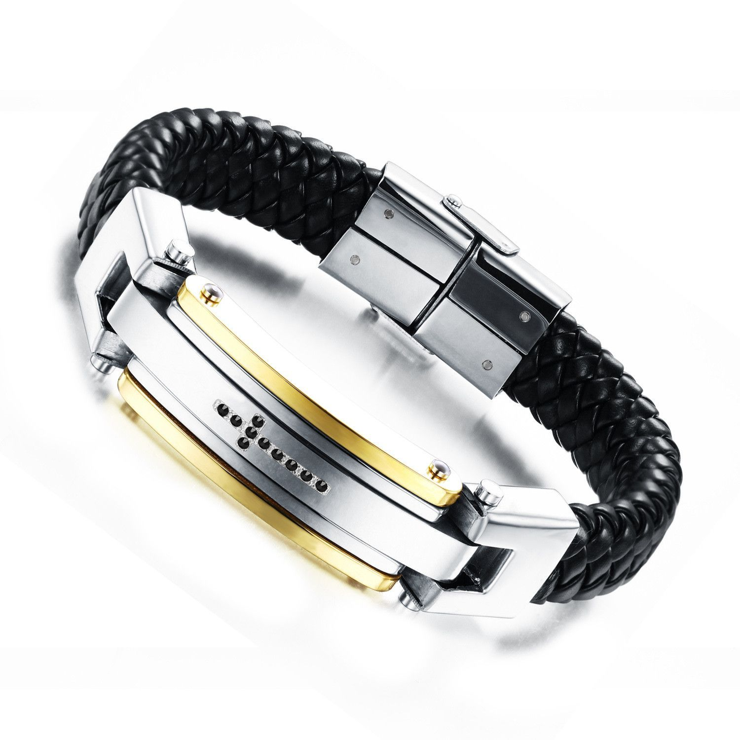 man health india ideas gifts bracelet and men unique gift classy for engraved leather