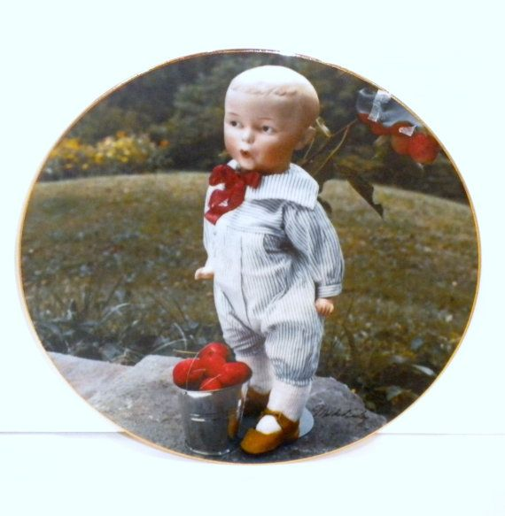 The Doll Collection Old German Dolls The Whistler by oldandnew8, $18.00