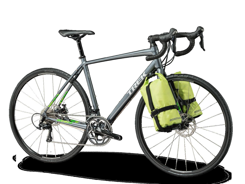 Credit Card Touring Bike Also A Great Commuter Radfahren Trek