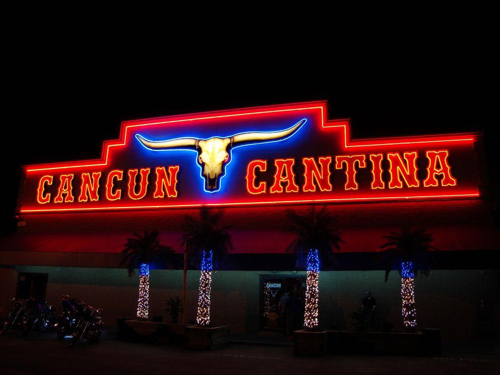 Cancun Cantina Cancun Night Life Night