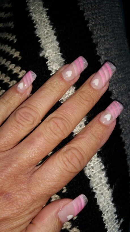 My airbrushed nails ~ Angel Nail Spa #2 In Kissimmee | Nails ...