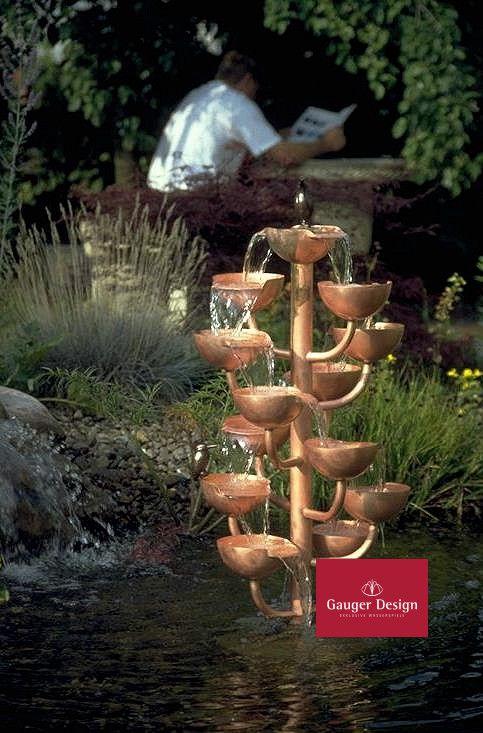 Http Www Designer Brunnen De Kupferbrunnen Brunnen 17 Htm