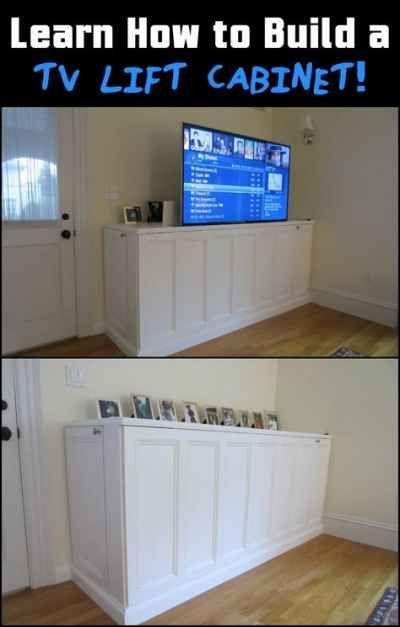 Lovely Flat Screen Tv Kitchen