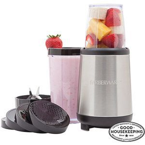 Farberware Stainless Steel Rocket Blender 17 Piece  blender