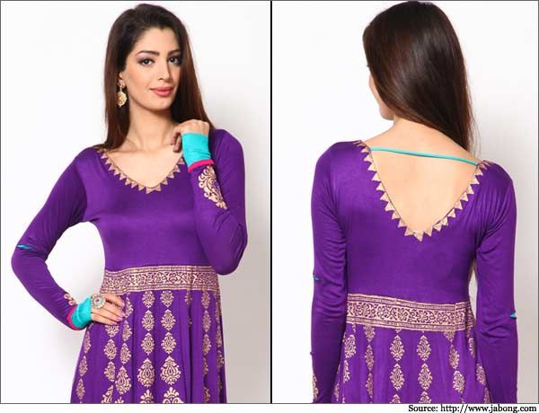 Punjabi dress neck designs images