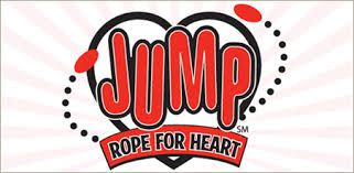 Jump Rope For Heart Heart Poster Jump Rope Rope Heart