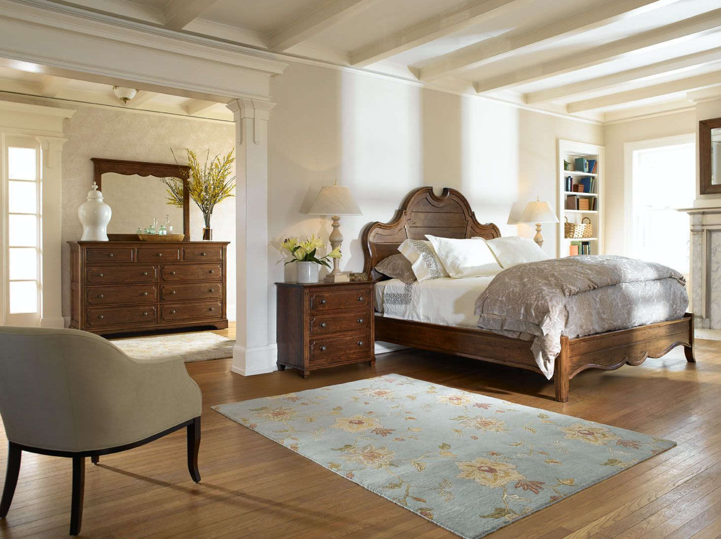 Great Stickleyu0027s Marietta Baroque Bed | Get The Latest Styles From Stickley  Furniture At The Heritage House