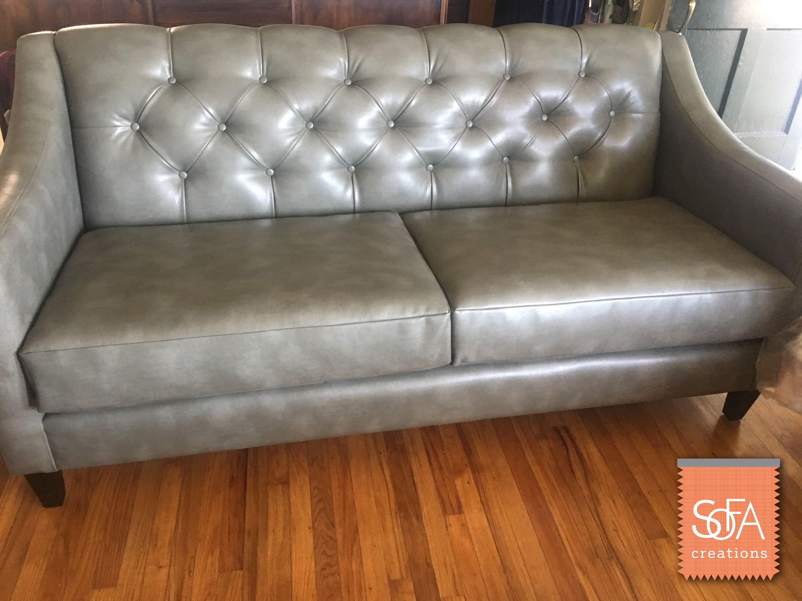 Victoria Sofa  We Can Do Bonded Leather On Any