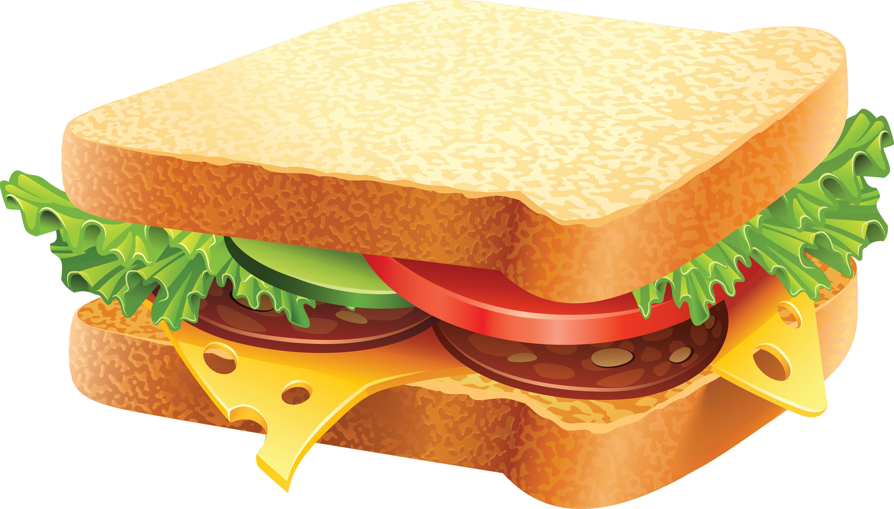 Sandwich Clip Art Free Clipart Panda Free Clipart Images Food Clipart Food Summer Sandwiches