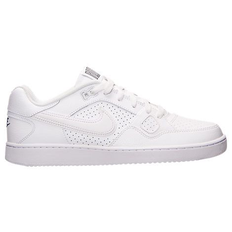 men's son of force low casual shoes white  nike men