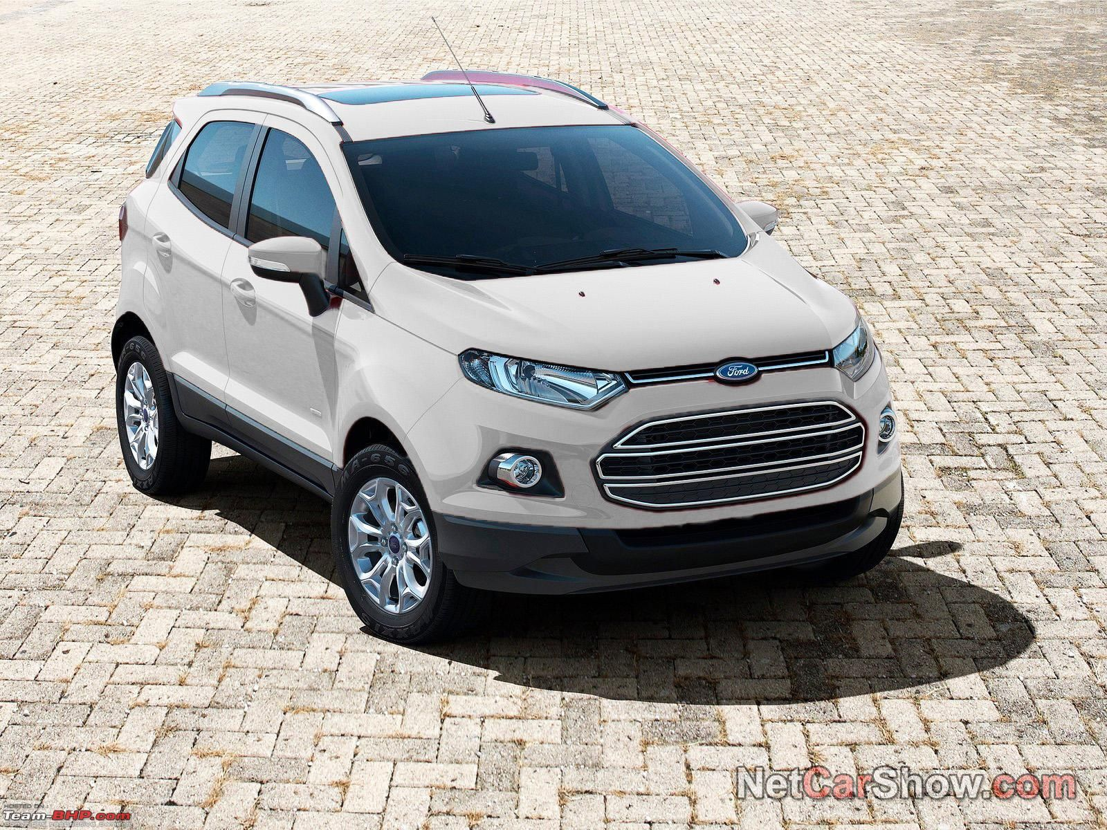 Ford Ecosport 2013 Wallpaper Cas Wallpaper Hd Ford Wallpaper