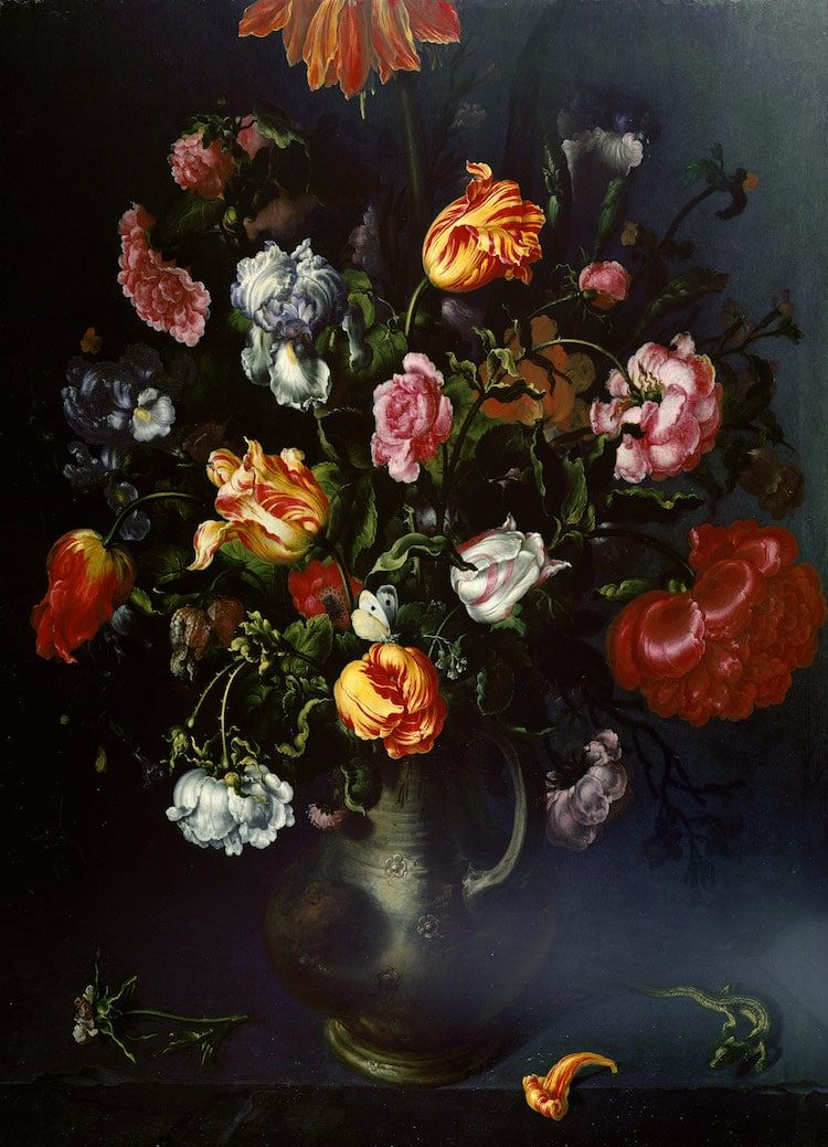 How flowers blossomed into one of art historys most