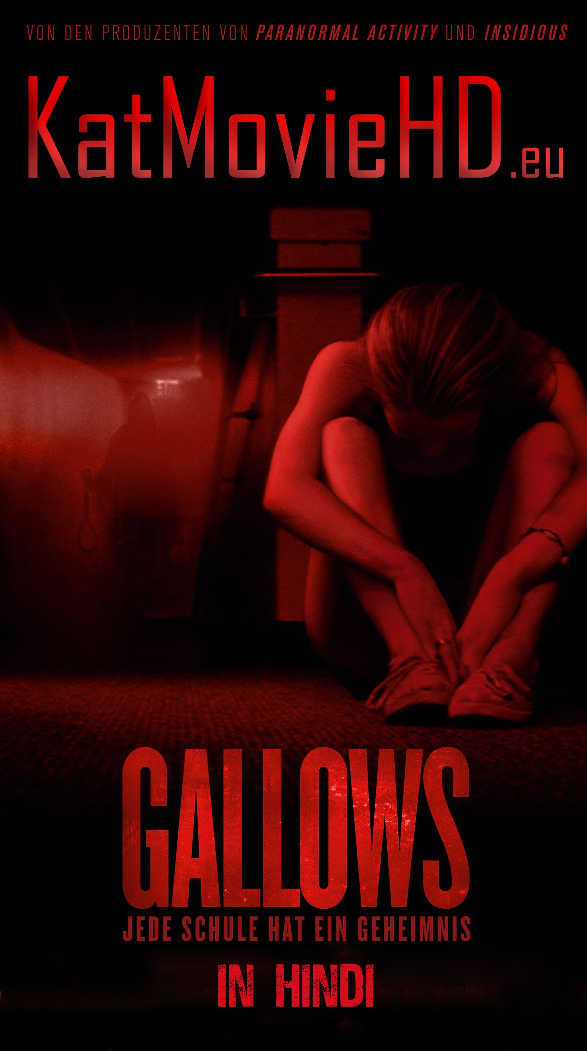 The Gallows 2015 Hindi Dd 5 1 Thriller Film Thriller Gallows