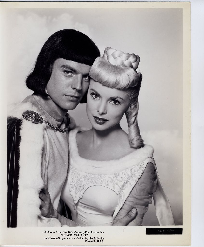 Image result for robert wagner as prince valiant movie