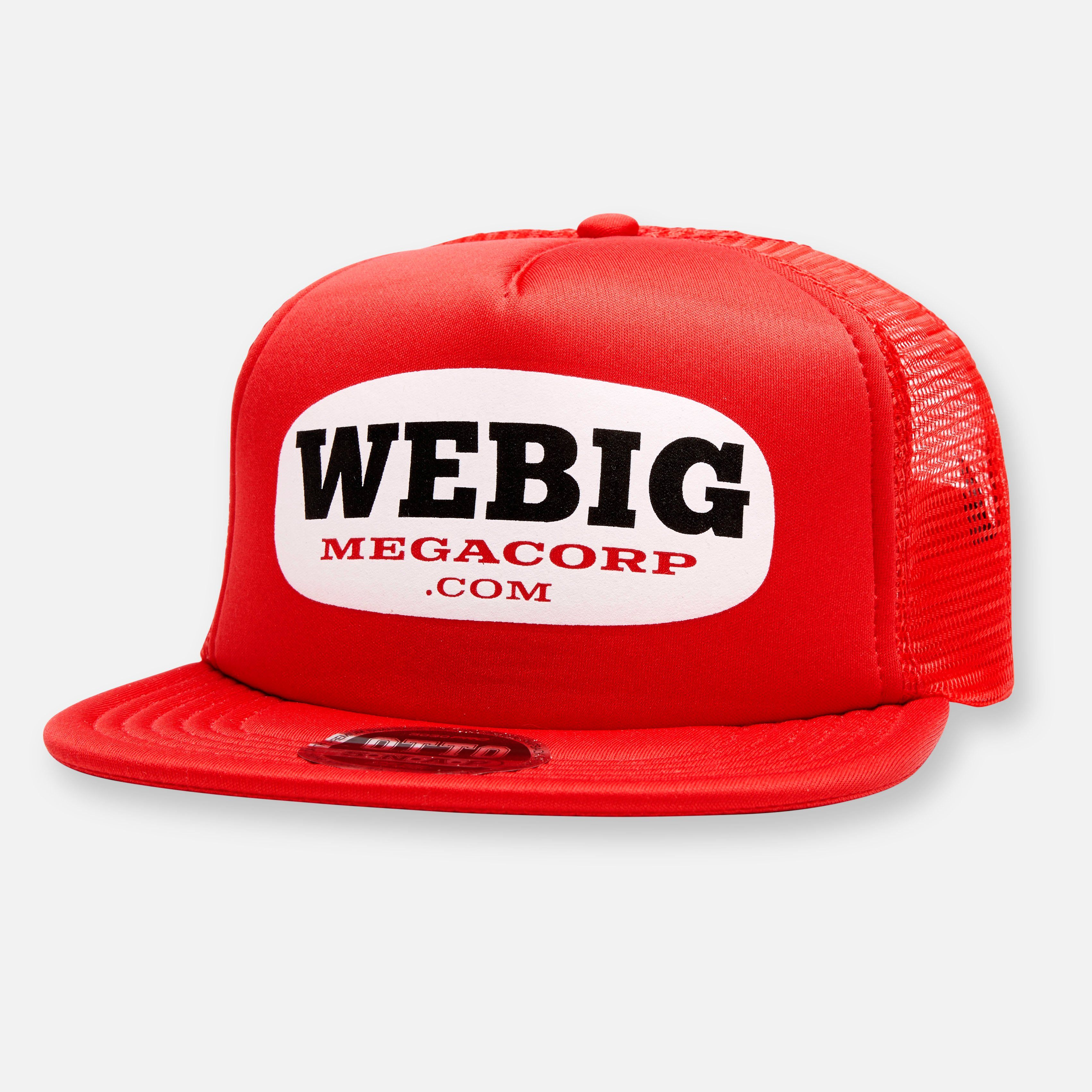 656c97d18 WEBIG TYCOON HAT Don't quiver or be frightened by the massive size ...