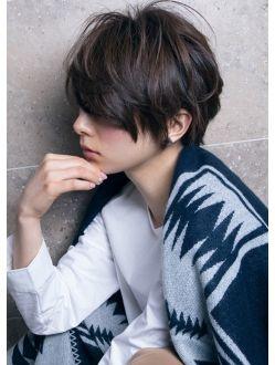 【2021年冬】ベリーショートの髪型・ヘアアレンジ|人気順|17ページ目|ホットペッパービューティー