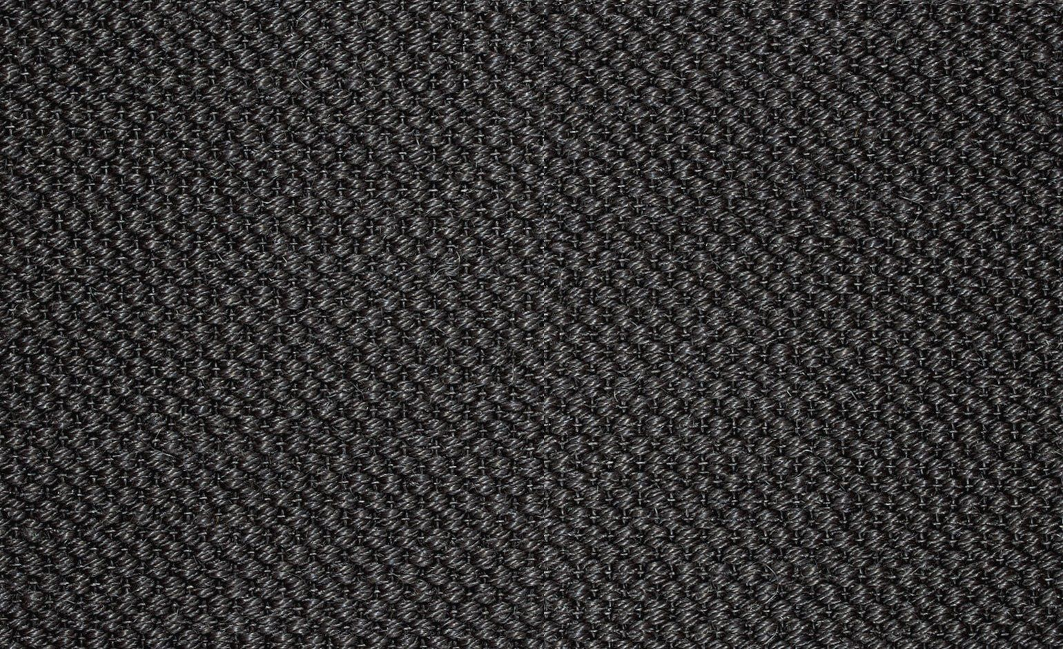 Sisal TIGRA, col anthracite, rouleau 4 m - Sol naturel - Collection Sol - Saint Maclou