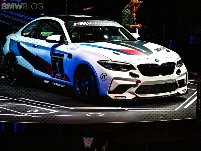 BMW M2 CS Racing All The Technical SpecsBMW M2 CS Racing All The Technical S...