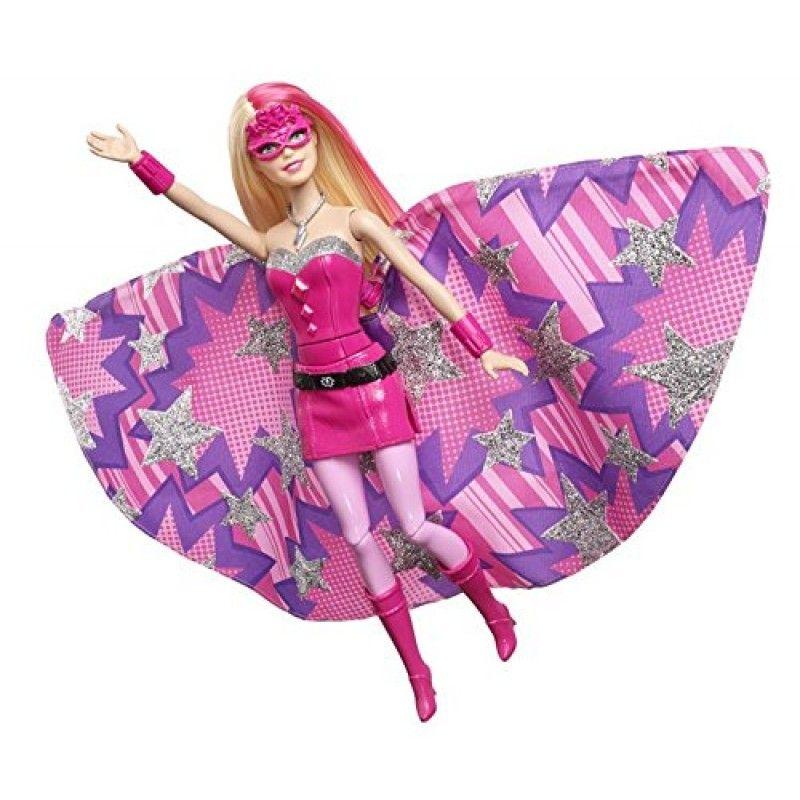 Juguete BARBIE SUPERPRINCESA 2 en 1 de Mattel Precio 23,72€ en IguMagazine #juguetesbaratos