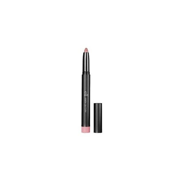 e.l.f. Studio Matte Lip Color (8.02 CAD) ❤ liked on Polyvore featuring beauty products, makeup, lip makeup, lipstick, matte lipstick, matte finish lipstick, lips makeup and lips lipstick
