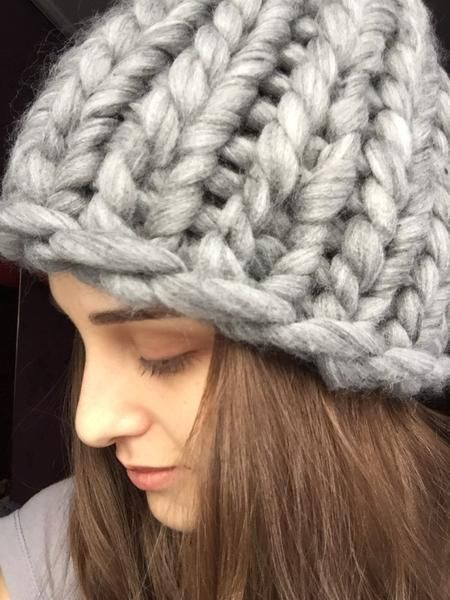 Winter Essentials Chunky Knit Knitting hat