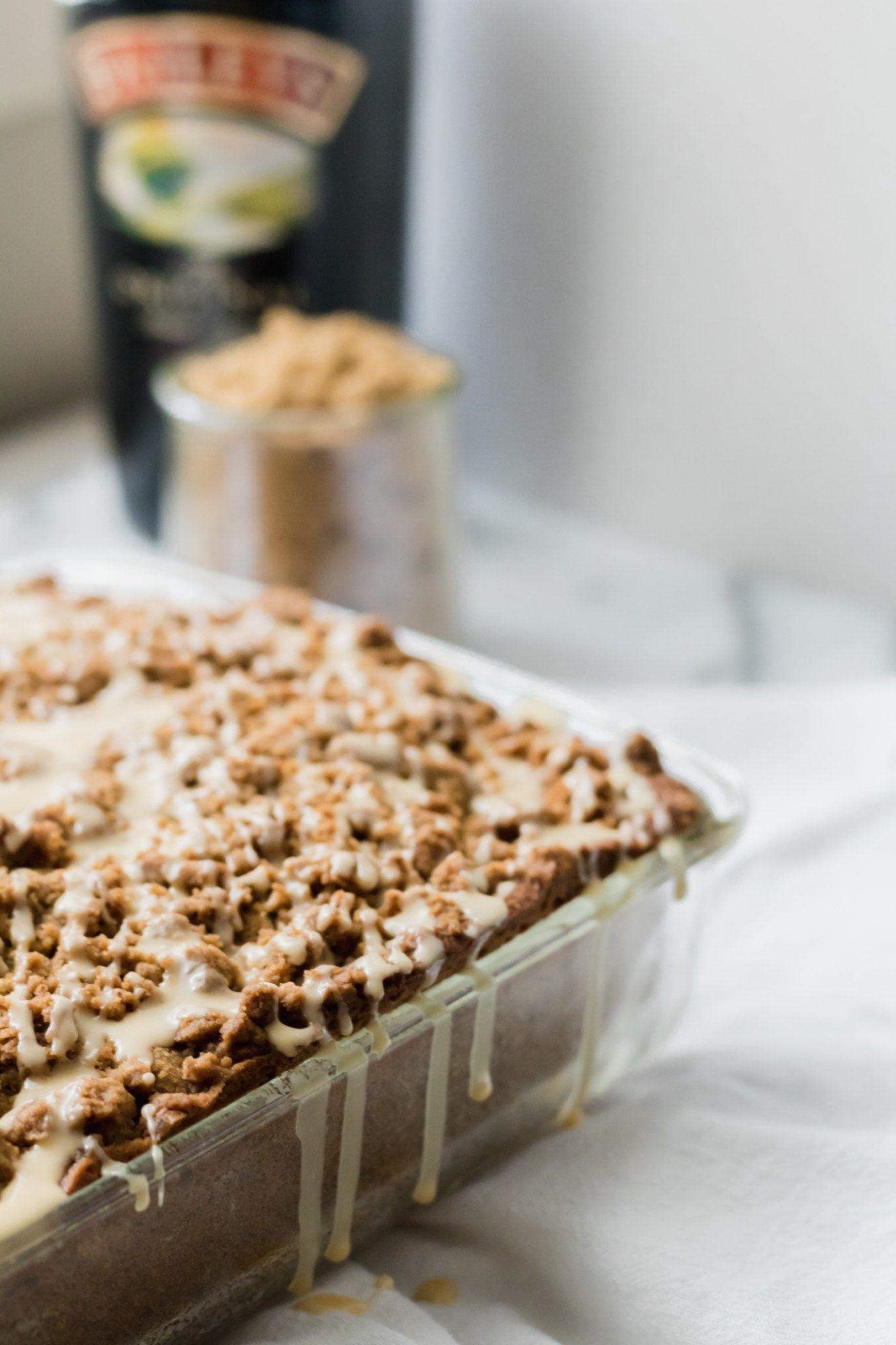 Baileys irish cream coffee cake recipe in 2020 coffee