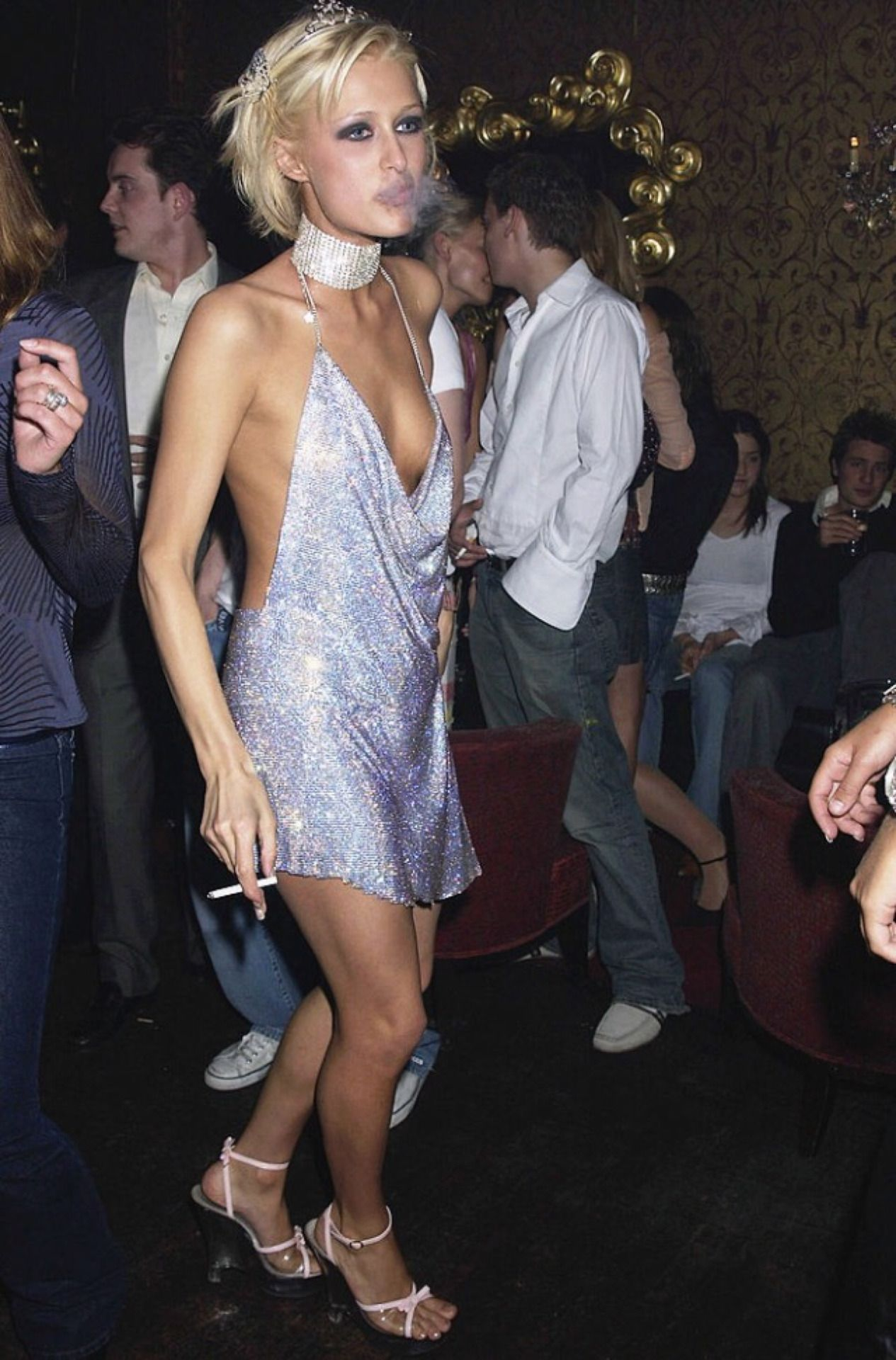 as kool as Paris Hilton on her 21st birthday pls