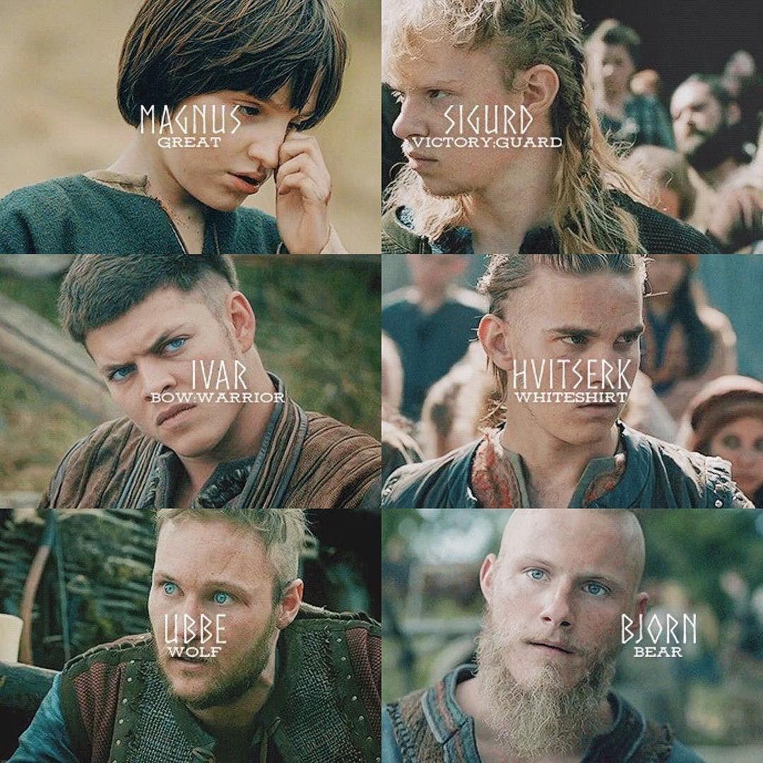 Vikings Söhne