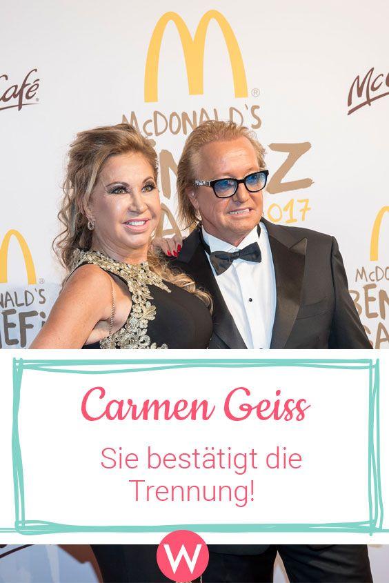 Carmen Geiss Ich Muss Mich Trennen Fischer Hochzeit Carmen Geiss Tipps Fur Die Haare